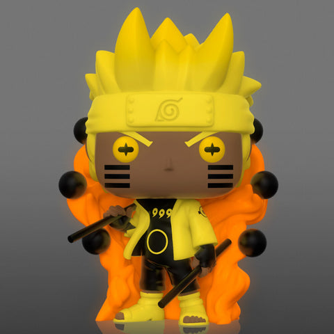 POP! Naruto Naruto Six Path Sage Glow