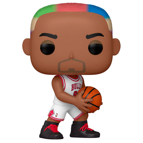 POP! NBA Legends - Dennis Rodman Bulls Home