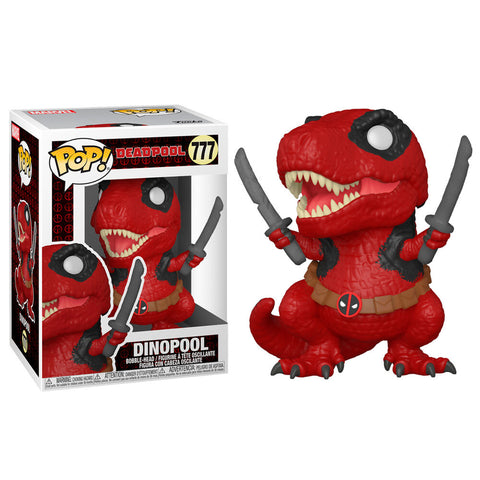 POP! Marvel Deadpool 30th - Dinopool