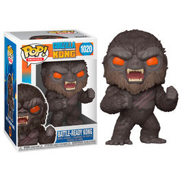 POP! Godzilla vs King Kong - Battle-Ready Kong