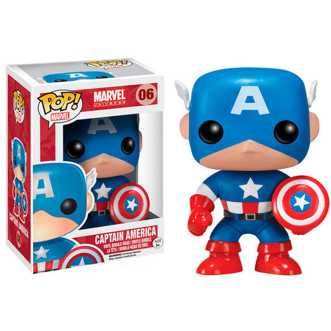 POP! Marvel - Captain America