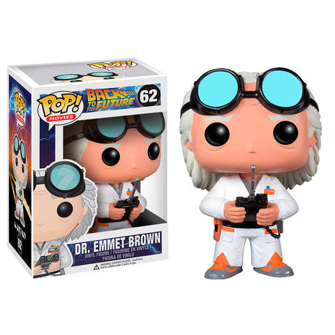 POP! Back to the Future - Dr Emmet Brown
