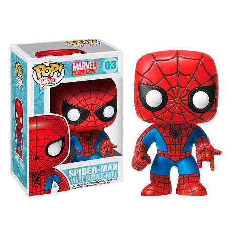 POP! Marvel Spider-man (4108097618016)