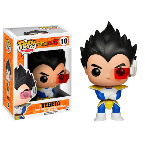 POP! Dragon Ball Z - Vegeta (3665972723808)