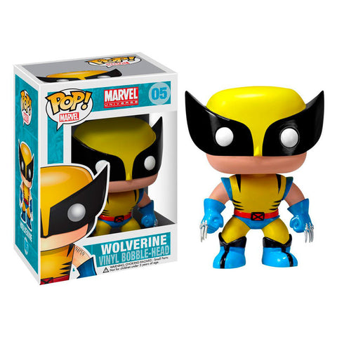 POP! Marvel - Wolverine (2256119431264)