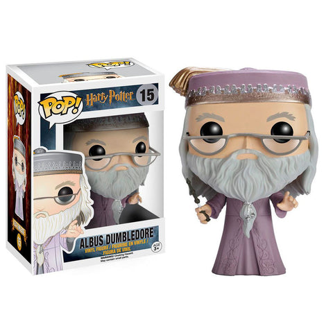 POP! Harry Potter - Albus Dumbledore (2256025026656)