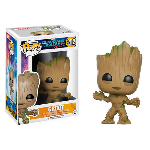 POP! Marvel Guardians of the Galaxy - Groot (3663746400352)