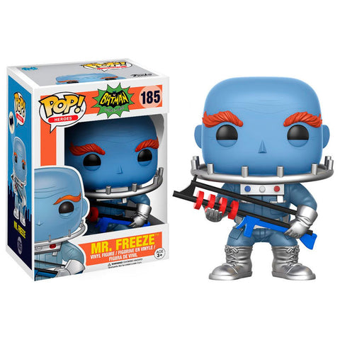 POP! DC Batman - Mr Freeze (3670381592672)
