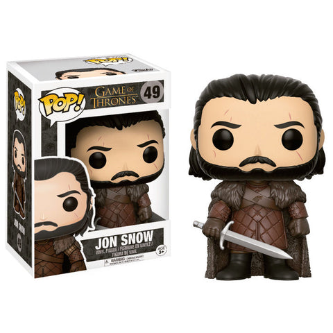 POP! Game of Thrones - Jon Snow (2255830581344)