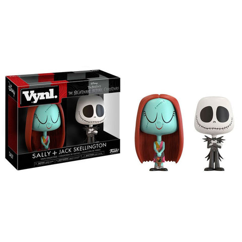 Vynl! Disney The Nightmare Before Christmas - Sally & Jack (4200062156896)