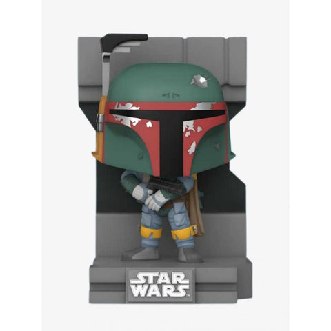 POP! Star Wars Bounty Hunter Boba Fett (Special Edition)