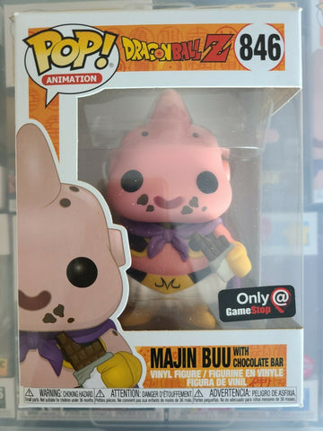 POP! Dragon Ball Z – Majin Buu With Chocolate