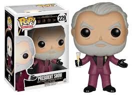 POP! Hunger Games - President Snow