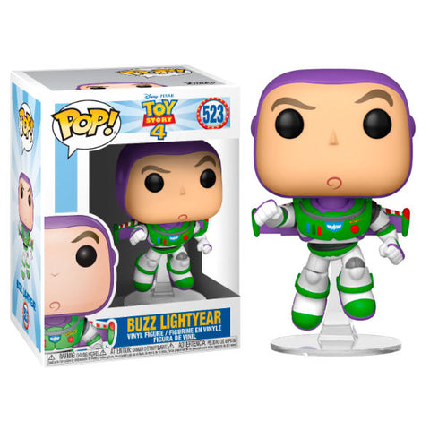 POP! Disney Pixar Toy Story 4 - Buzz Lightyear (2256995582048)