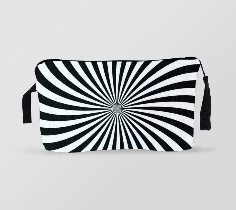 Makeup Bag  | Illusion style