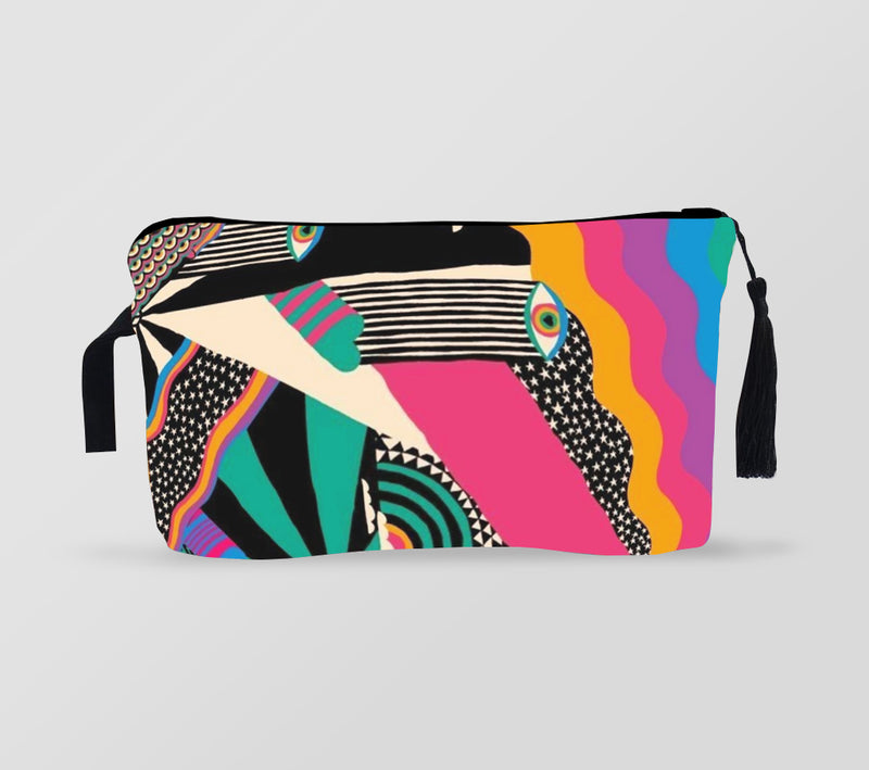 Makeup Bag | Colorful style