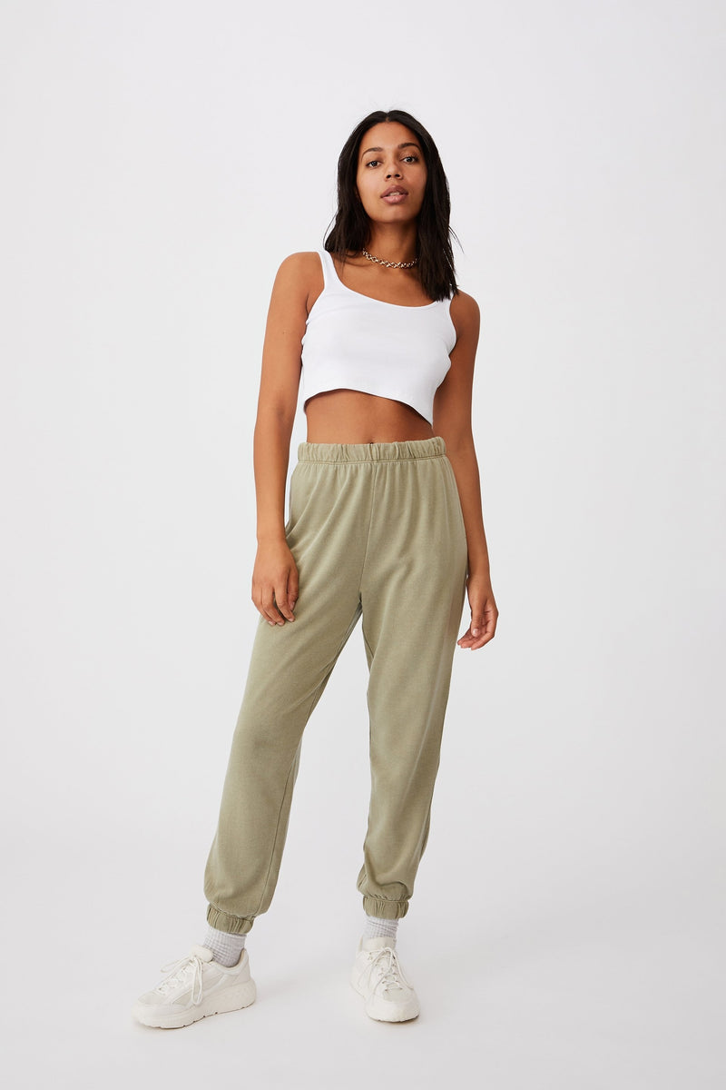 Army  | high waist sweatpants