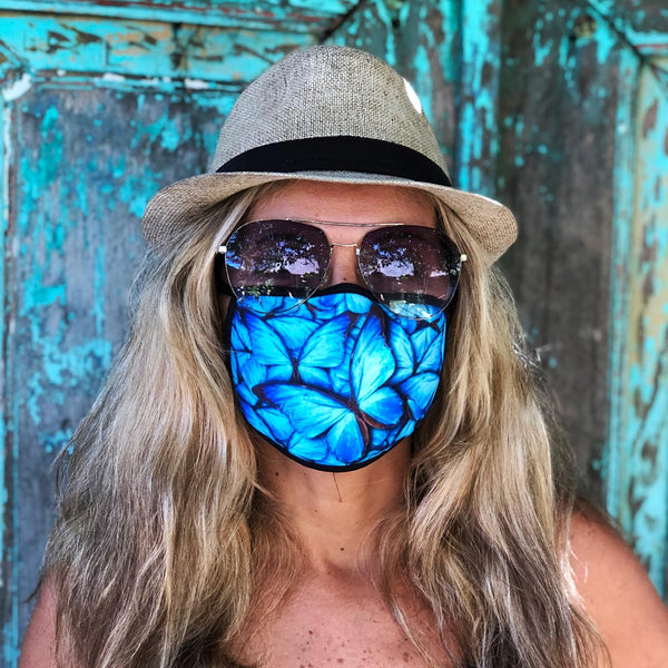 PROMO-Face Cover (12 masks)- Free Shipping