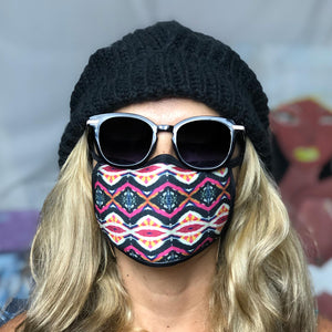 Pink Style Face cover