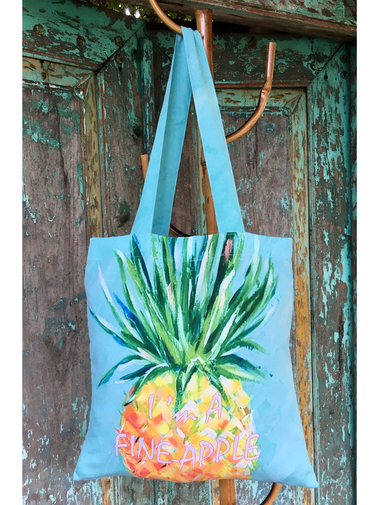 Pineapple | tote bag