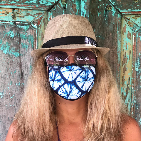 TIE DYE - Set of 12 face masks