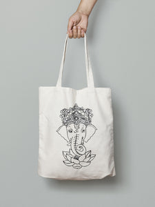 "Bali Bohem "" Ganesh Bag"" -Made with Love"