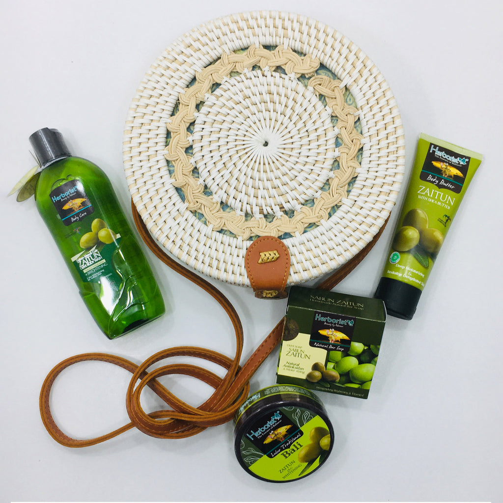 Set of organic Olive oil extract products | Body Care