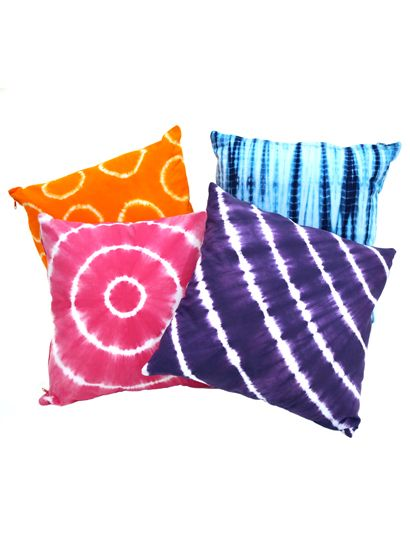 Handmade Cover Cushion Unique Style Set of 4