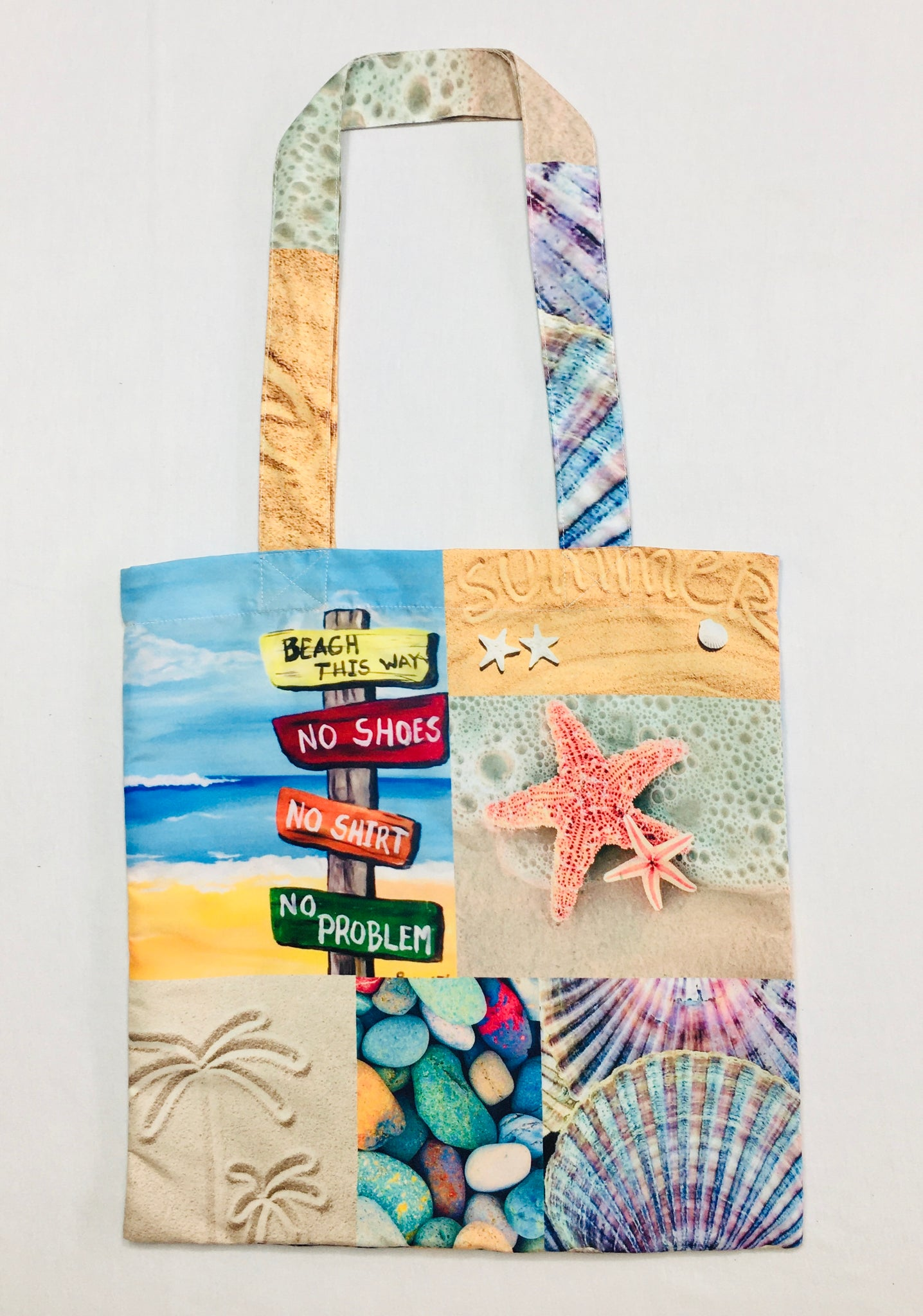 "Bali Bohem ""Beach Style Bag"" -Made with Love"