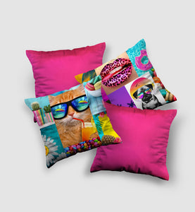 Cover Cushion Summer Style (4 pcs)