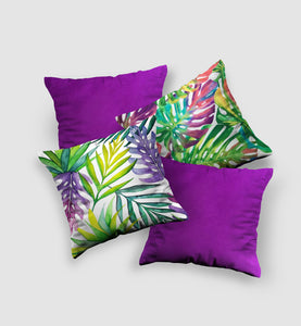Cover Cushion Greenery Style (4 pcs)