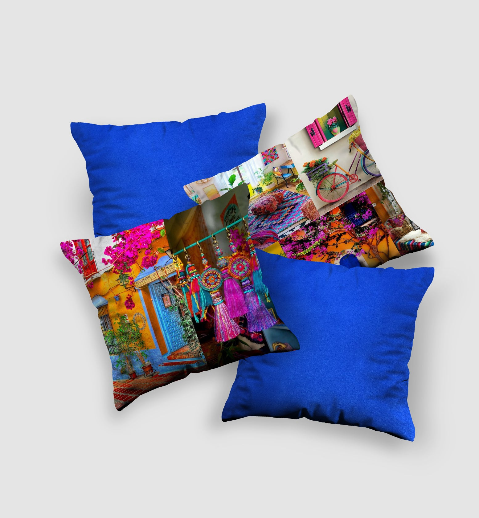 Cover Cushion Sweet Home Style (4 pcs)