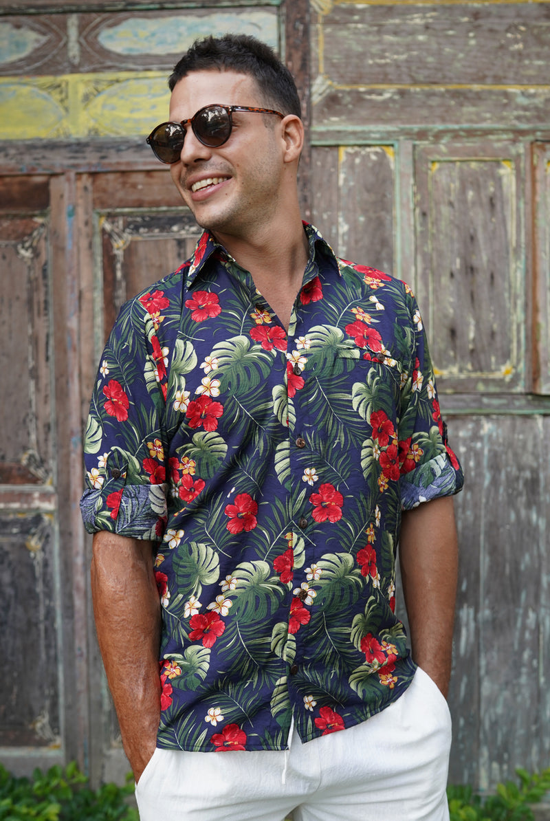 Tropical brazilia | men shirt
