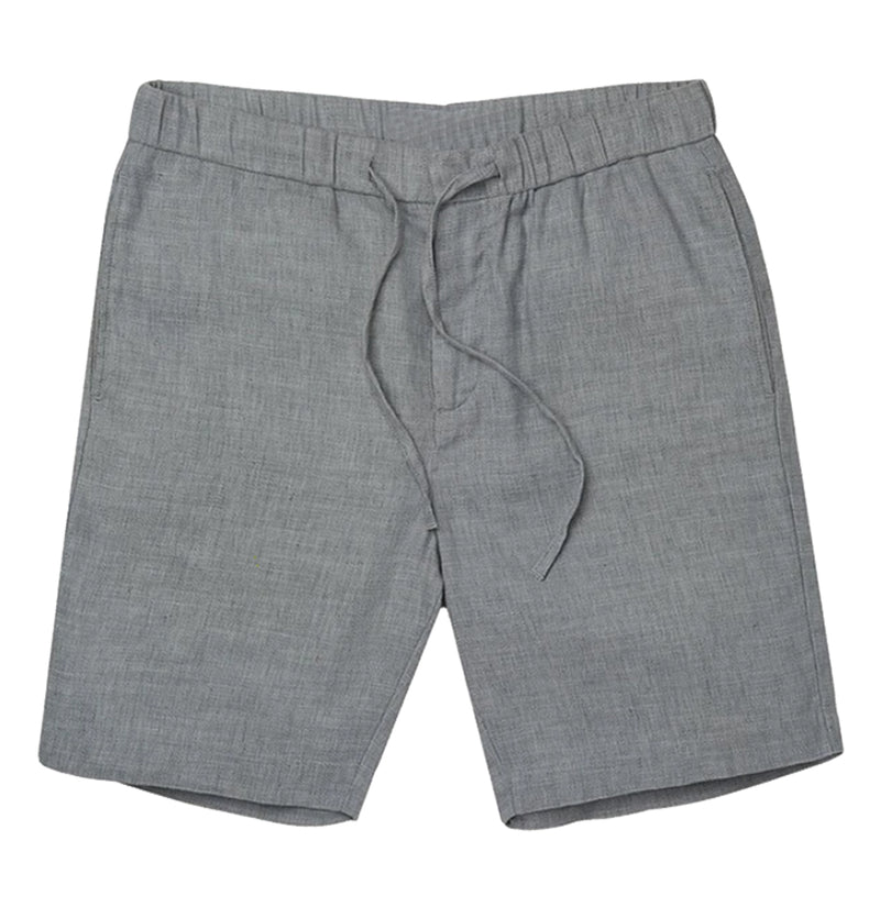 Grey |  keanu linen short
