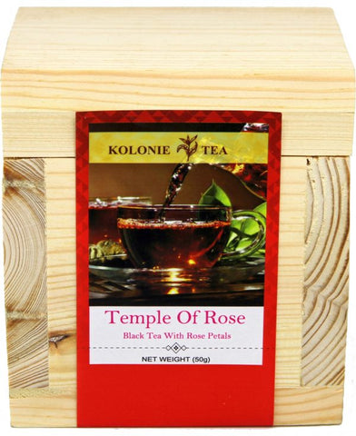 Kolonie Tea- Temple of Rose