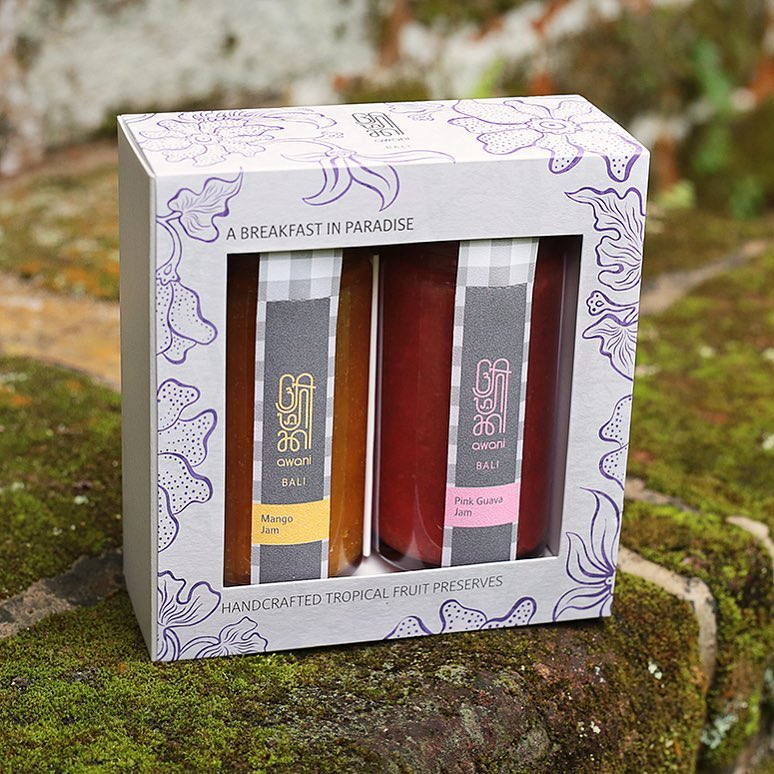Luxurious Dawn Jam Box ( 2x 98g ) | PERFECT GIFT
