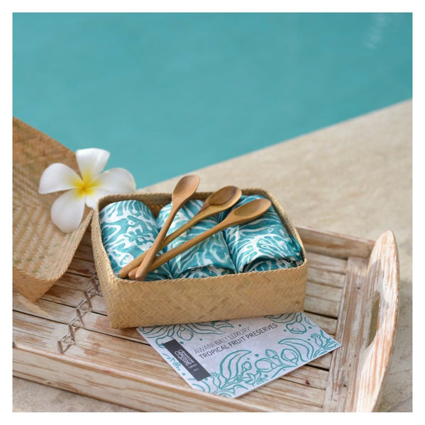 "Tropical Citrus Marmalade  Basket  ""PERFECT GIFT"""