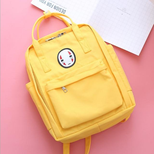 Kaonashi No-Face Backpack: 5 colors