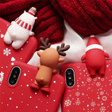 Jolly Christmas iPhone Case: 7 colors
