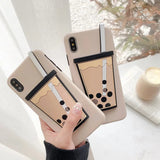 Boba Tea iPhone Case