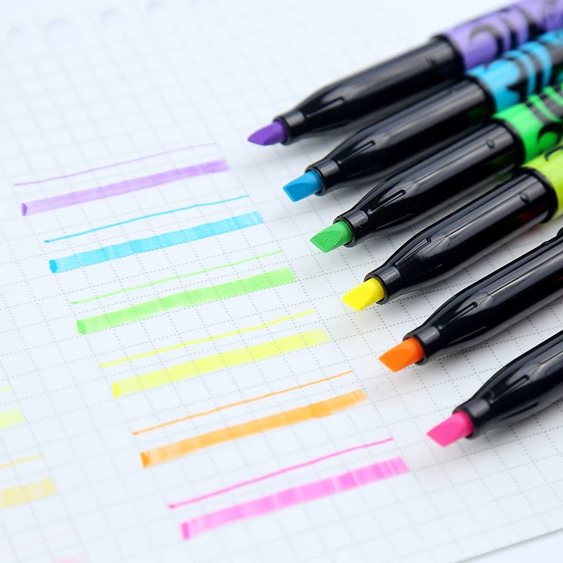 Pilot FriXion Erasable Highlighters: 1 piece or in sets of 6