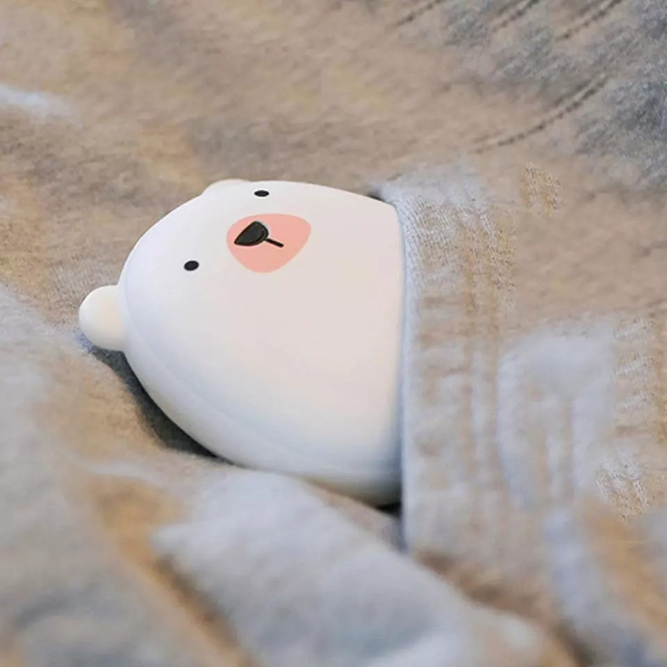 Cosy Animal Hand Warmer + Power Bank
