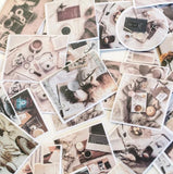 Vintage Aesthetic Stickers: 8 color packs to choose from!