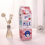 Milk Carton Pencil Case