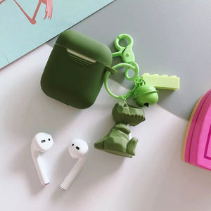 AirPod Case with Cube Art Charms: 9 designs
