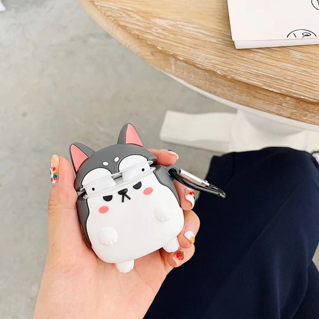 Cute Animal AirPod Case: 14 designs