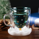 Christmas Tree Double-Insulation Cup