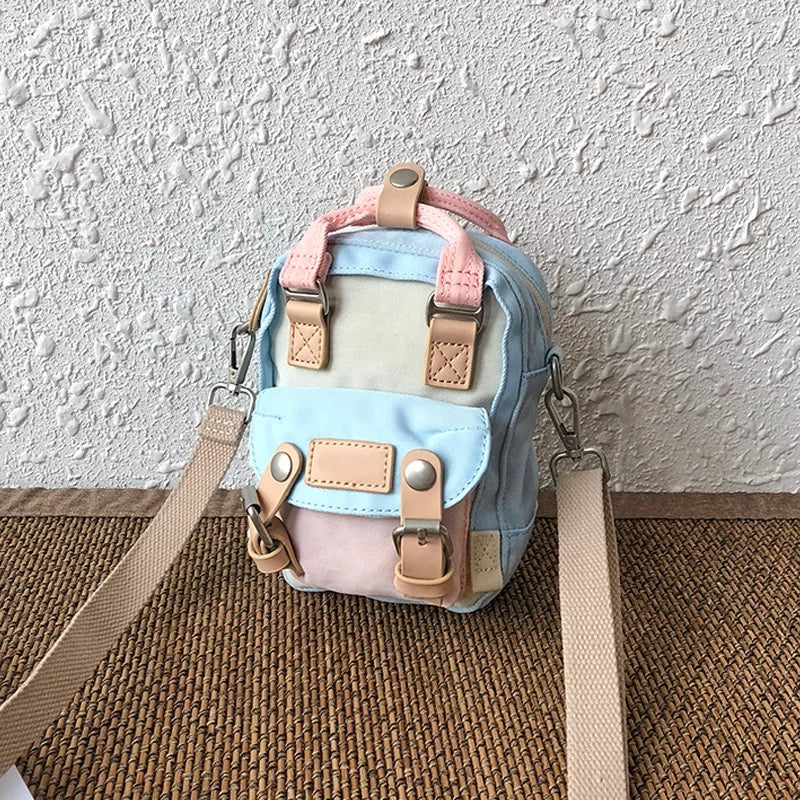 Super Mini Swedish Crossbody Bag: 6 colors