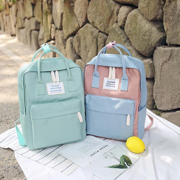 Tokyo Lifestyle Backpack: 6 colors
