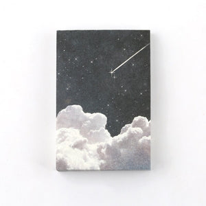 Aesthetic Nature Memo Pads: 7 designs